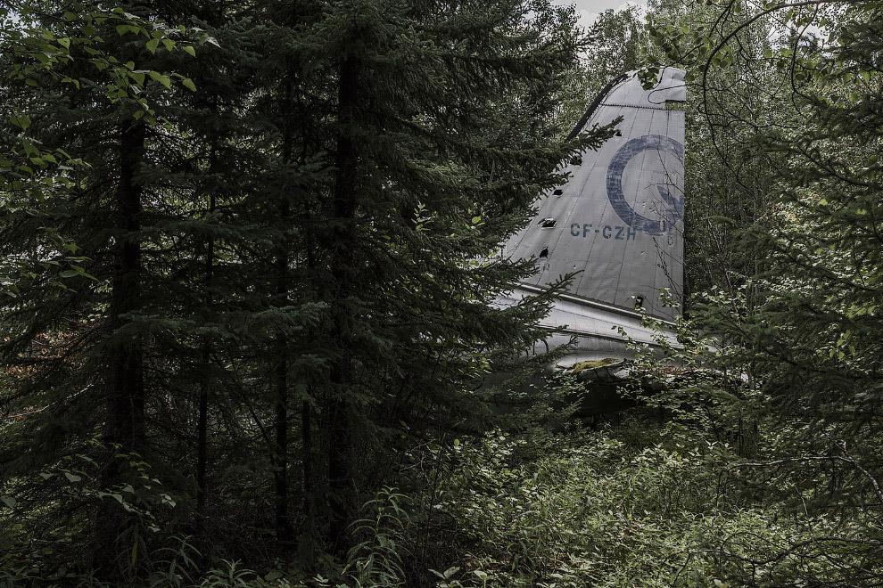 Самолет Кёртисс-Райт C-46 «Коммандо»