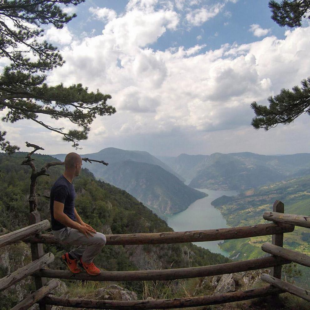 Национальный парк Тара в Сербии