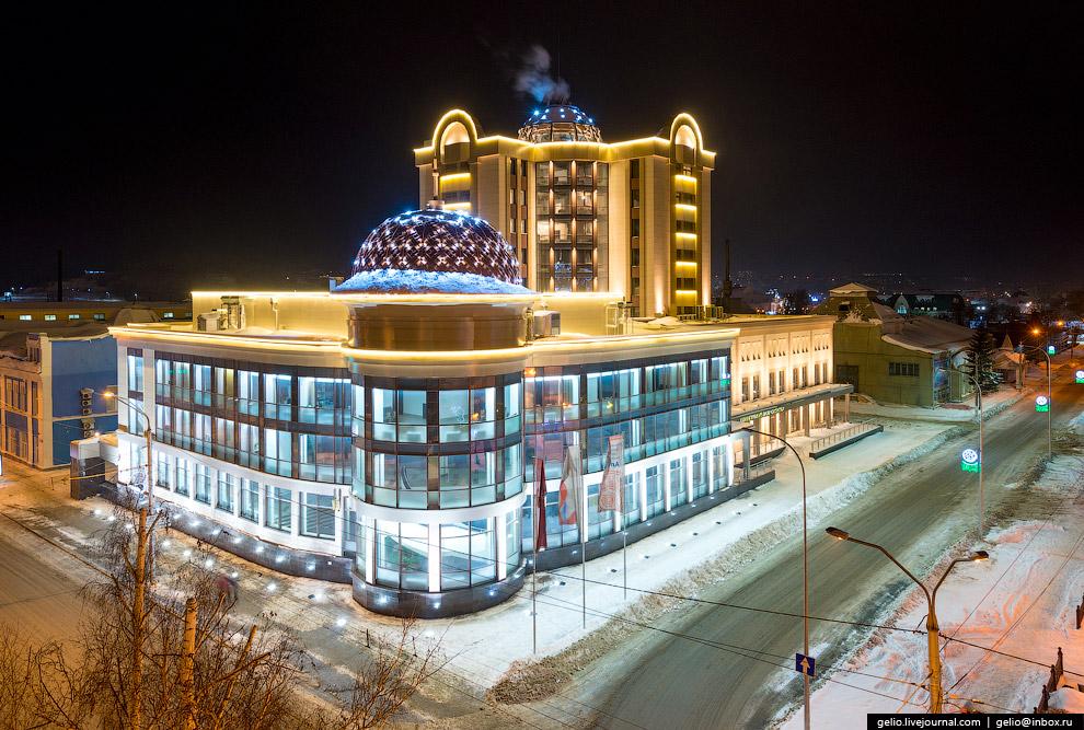 Концертный зал «Сибирь»