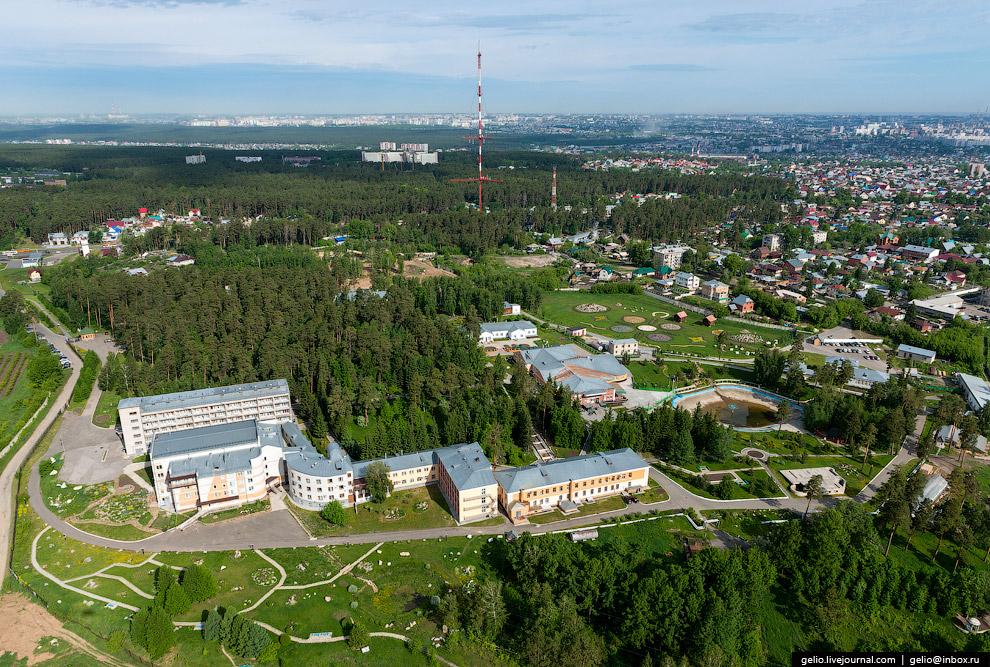Санаторий «Барнаульский».
