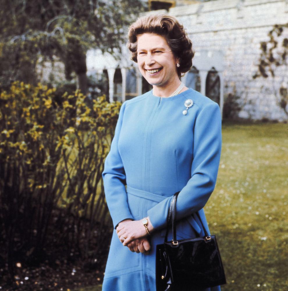 50-летие королевы