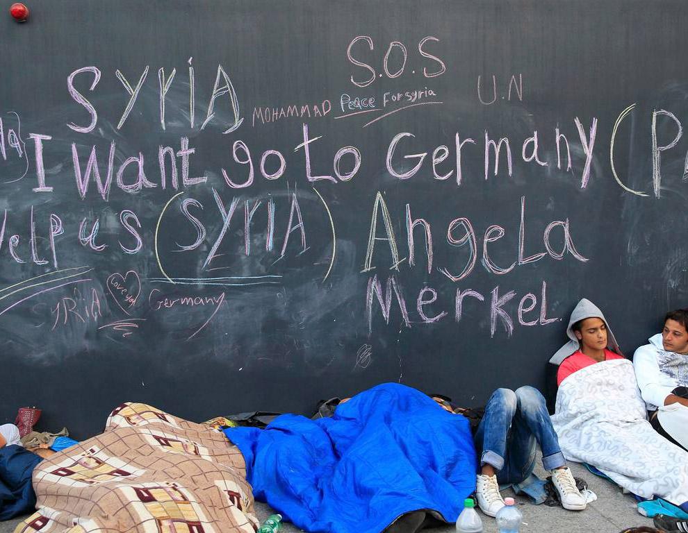 Я хочу в Германию