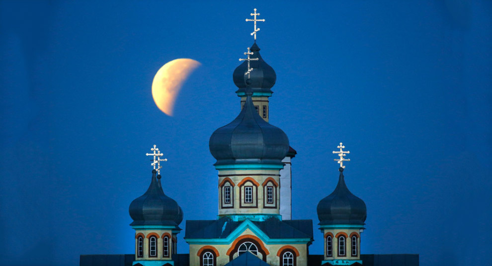 Православный храм в местечке Турец, Беларусь