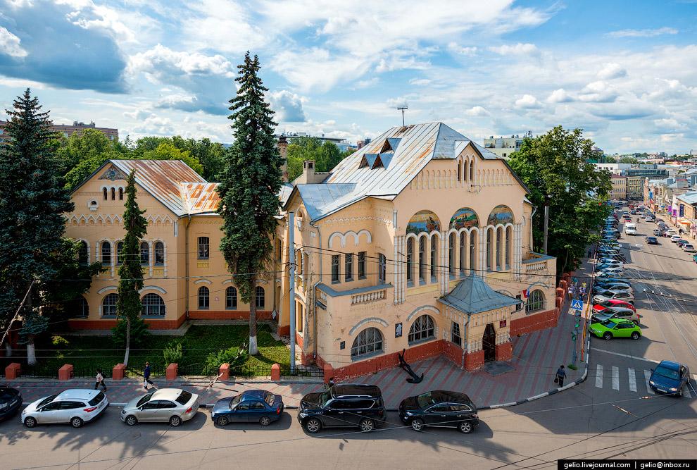 Дворец детского творчества имени В. П. Чкалова