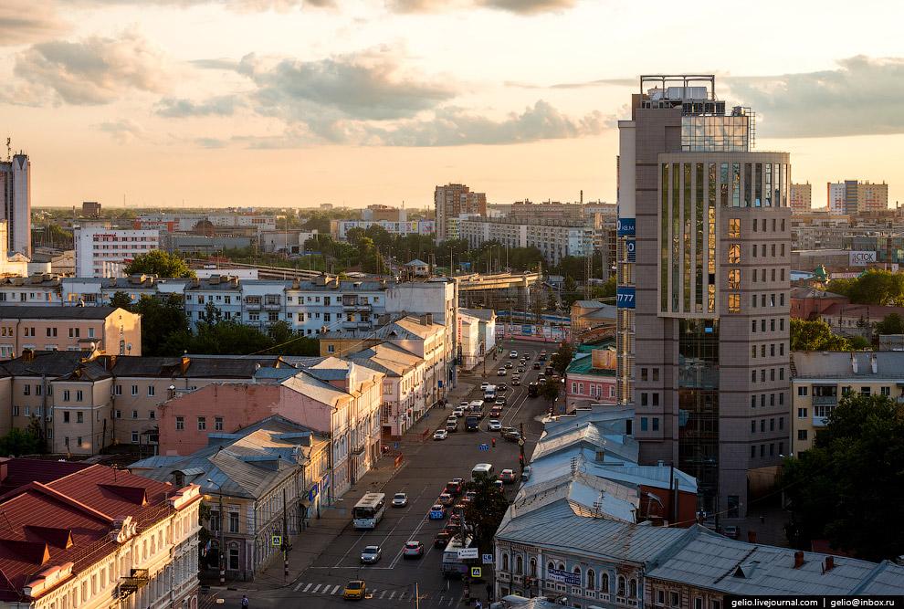 Улица Советская.