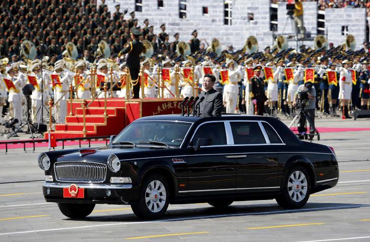 Замученный чем-то председатель КНР Си Цзиньпин, Пекин
