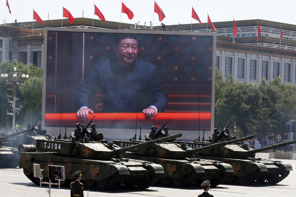 Современные китайские основные боевые танки A99