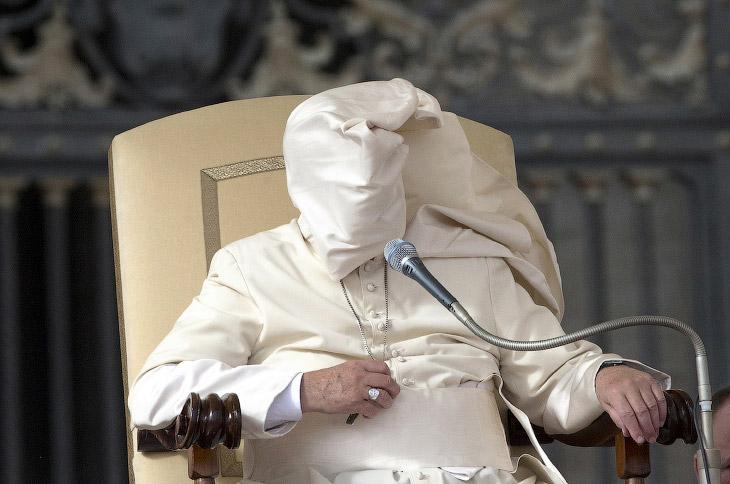 Папи проти вітру