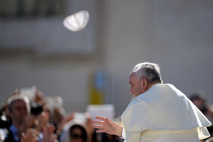 266-й Папа Римський Франциск
