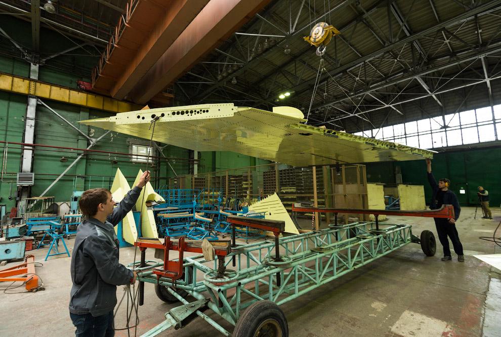 Рождение фронтового бомбардировщика Су-34
