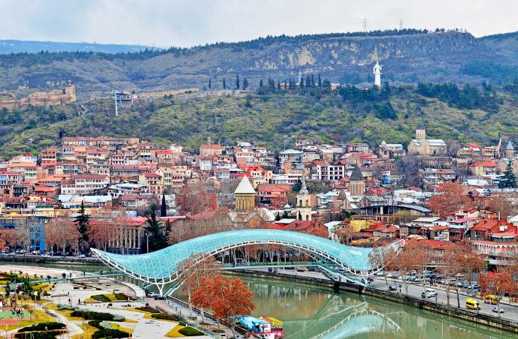 Прогулка по Тбилиси