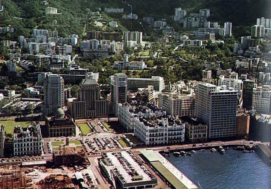 Гонконг 1955 года