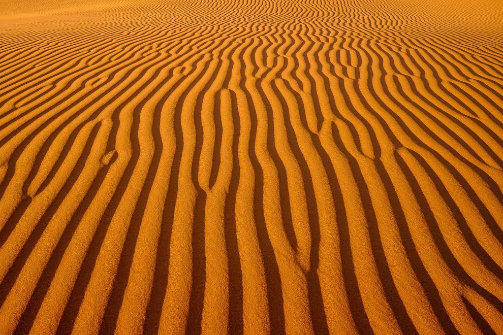 Соссусвлей это царство песка и сухих озер в пустыне Намиб