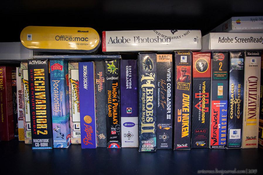 Игры и программы для MacOS