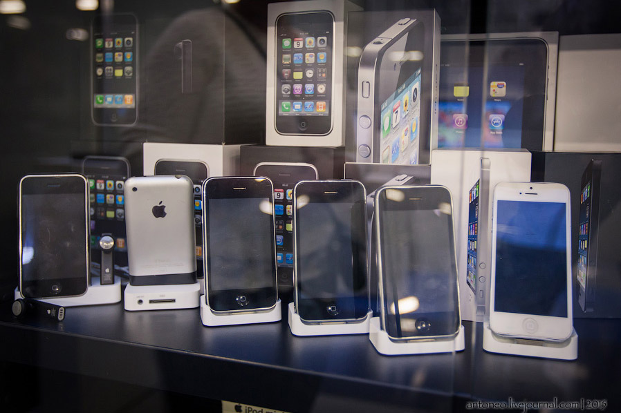 iPhone'ов