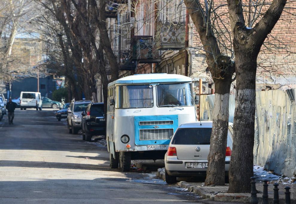 автобус «Кубань»