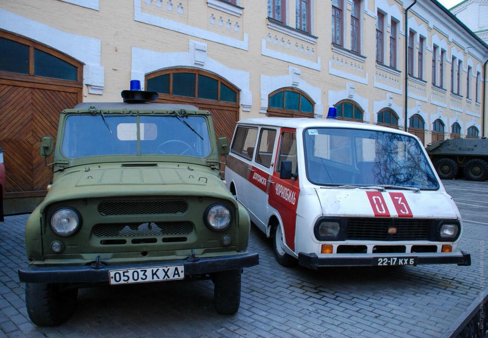 Музея Чернобыля в Киеве