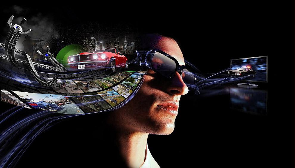 3D-кино и голограммы