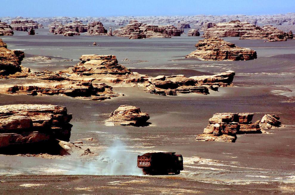 Национальный геологический парк Ядан