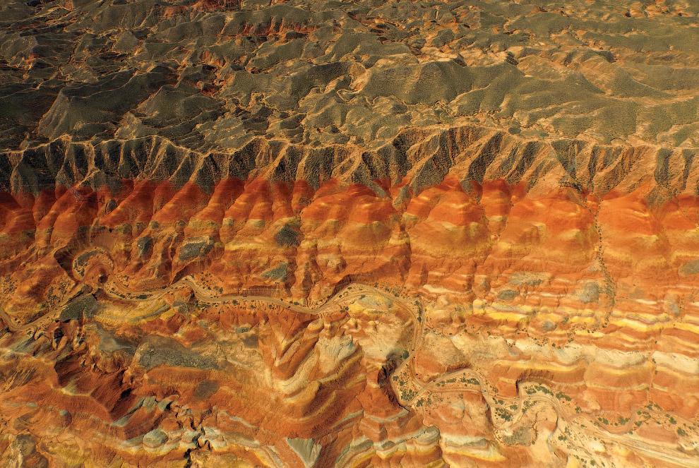 Національний геопарк Чжан'е Данься.