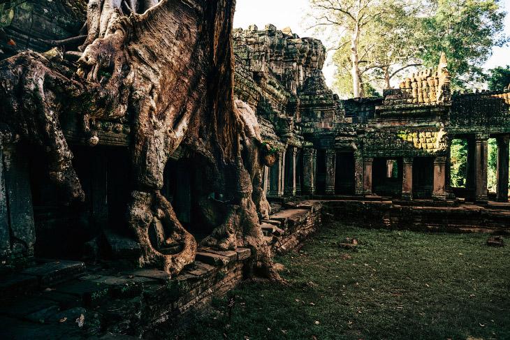 Занедбані храми Камбоджі