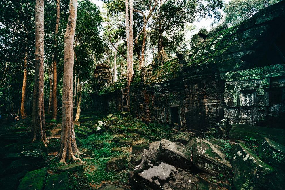 Храмовый комплекс Байон