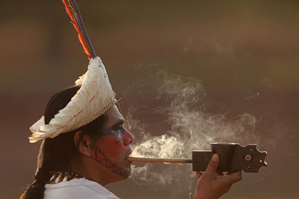 1-е Всемирные Игры коренных народов в Бразилии
