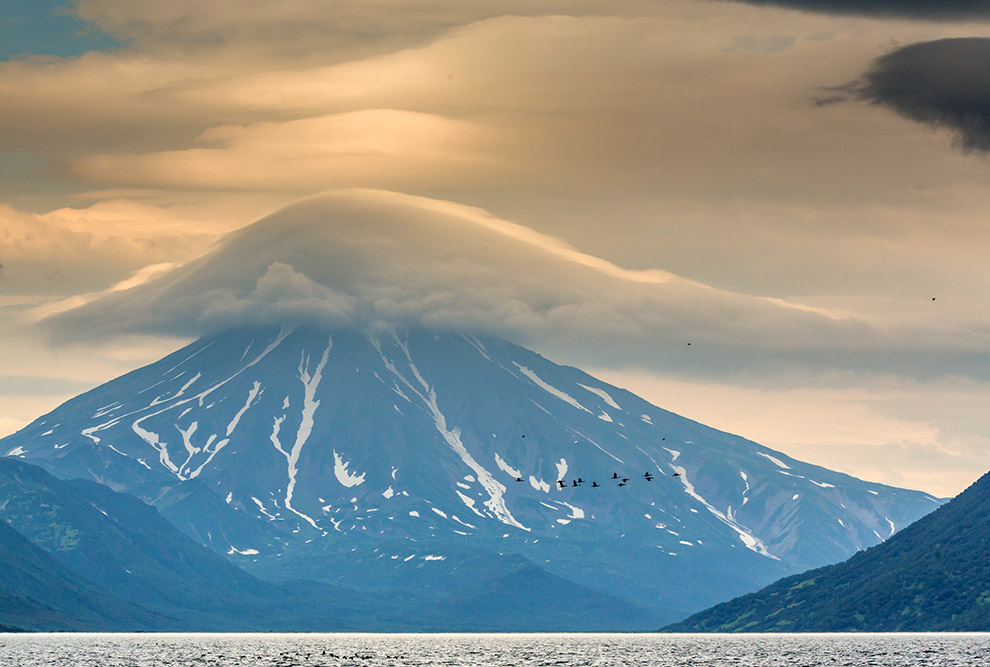 Вулкан Вилючинский