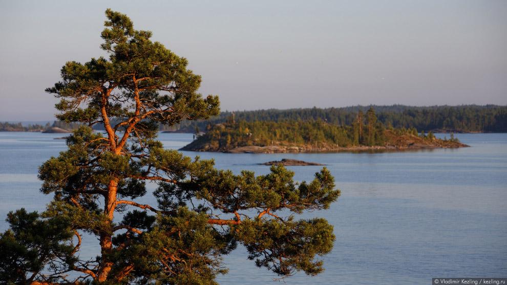 Остров Лоухисаари (Louhisaari)