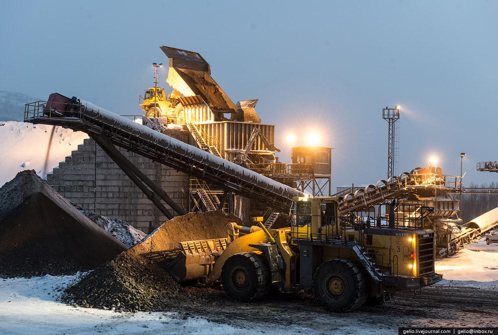 Северный медно-цинковый рудник ОАО «Святогор»