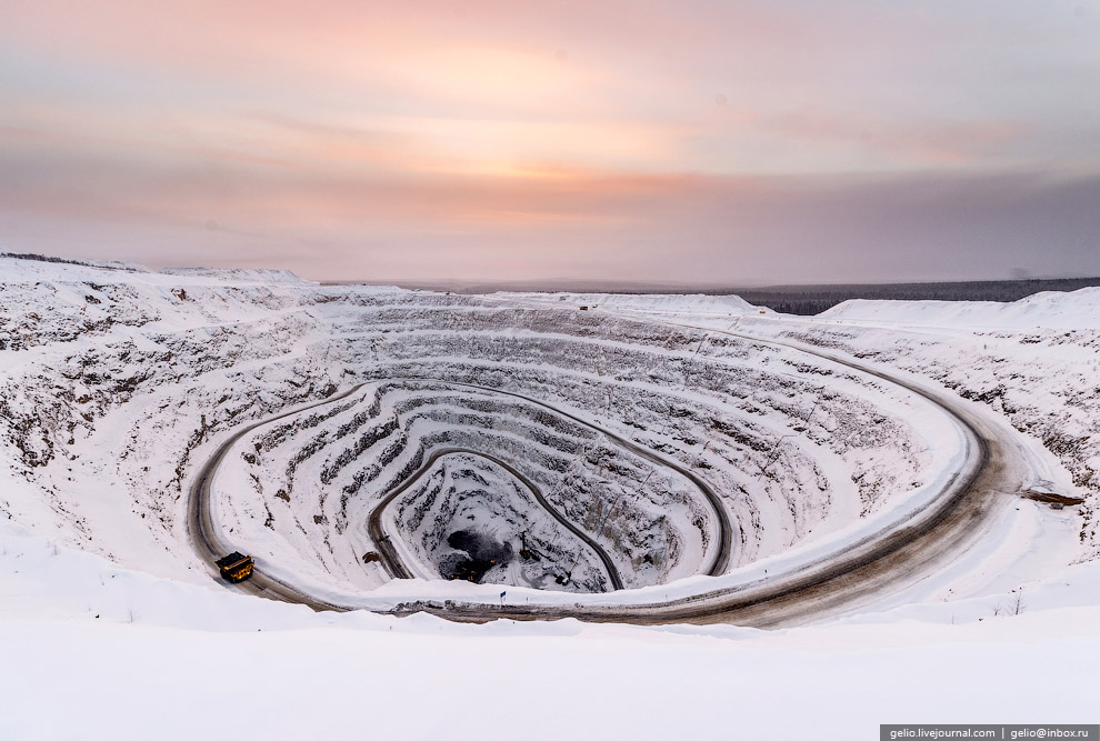 Северный медно-цинковый рудник ОАО «Святогор»Северный медно-цинковый рудник ОАО «Святогор»