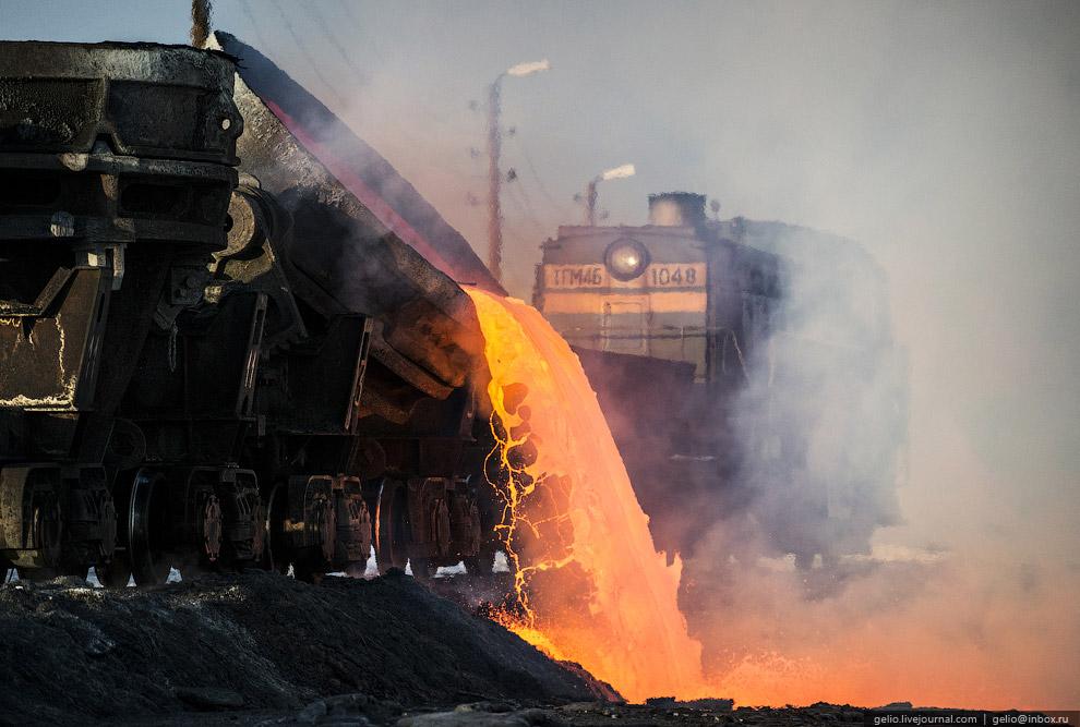 Среднеуральский медеплавильный завод (СУМЗ)