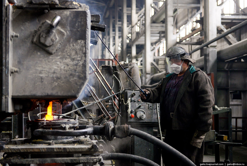Кольчугинский завод ОЦМ