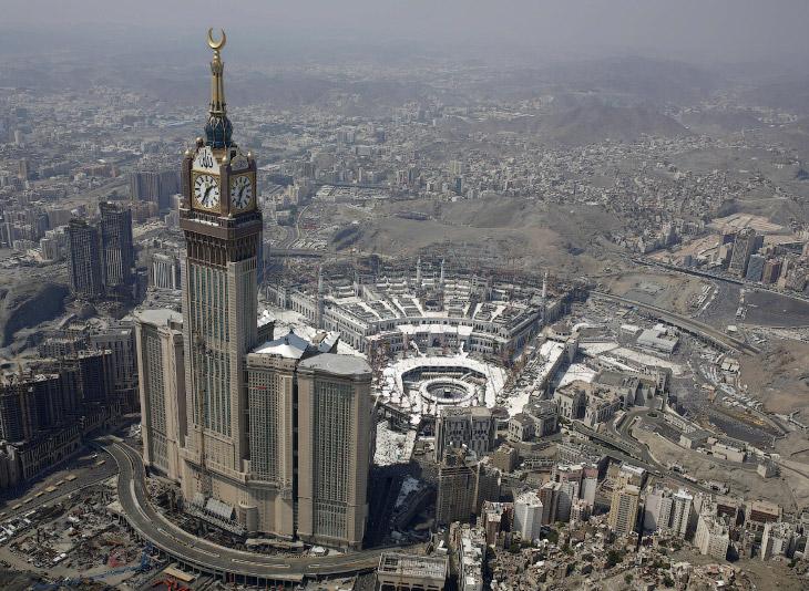 мекка фото города