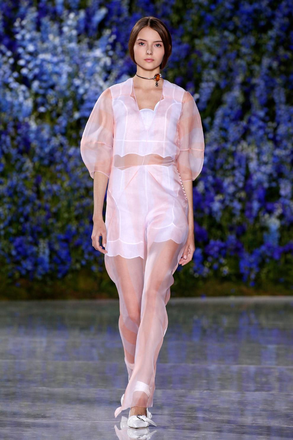 Christian Dior весна/лето 2016
