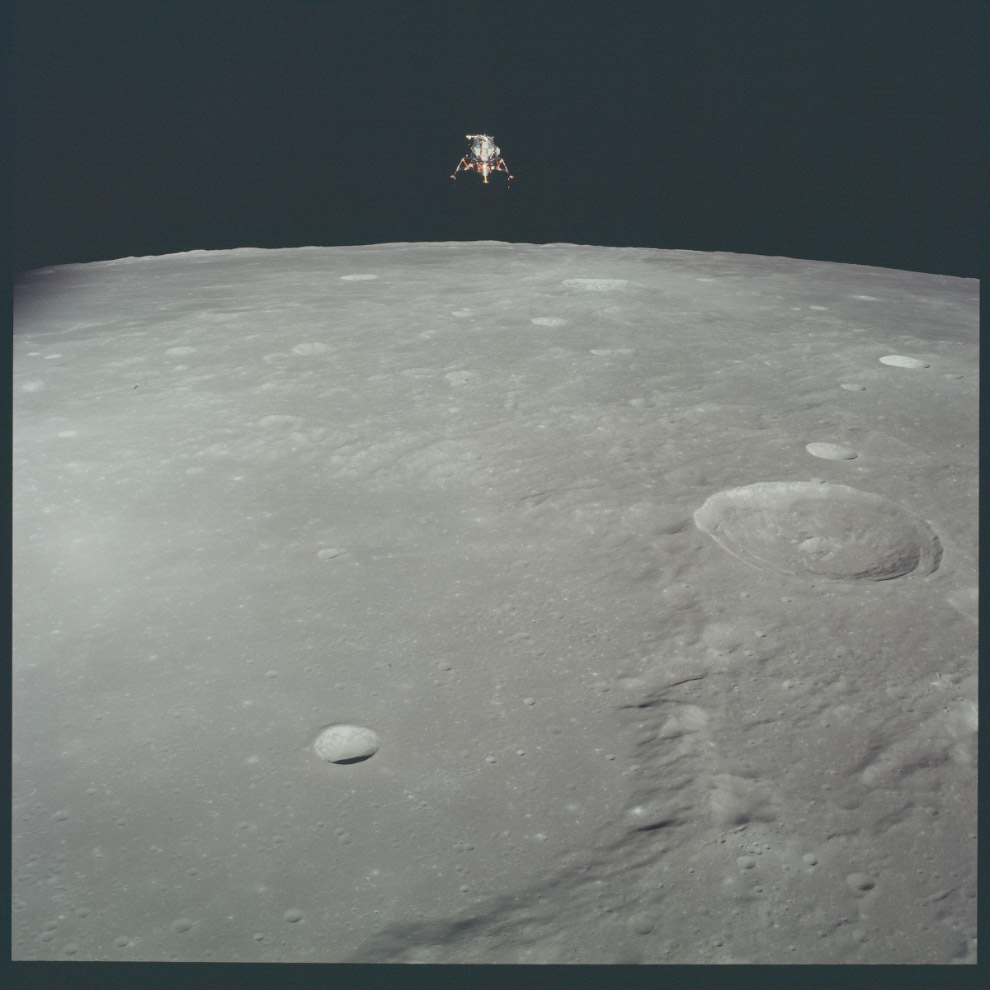 Прилунение: программа «Аполлон-12»