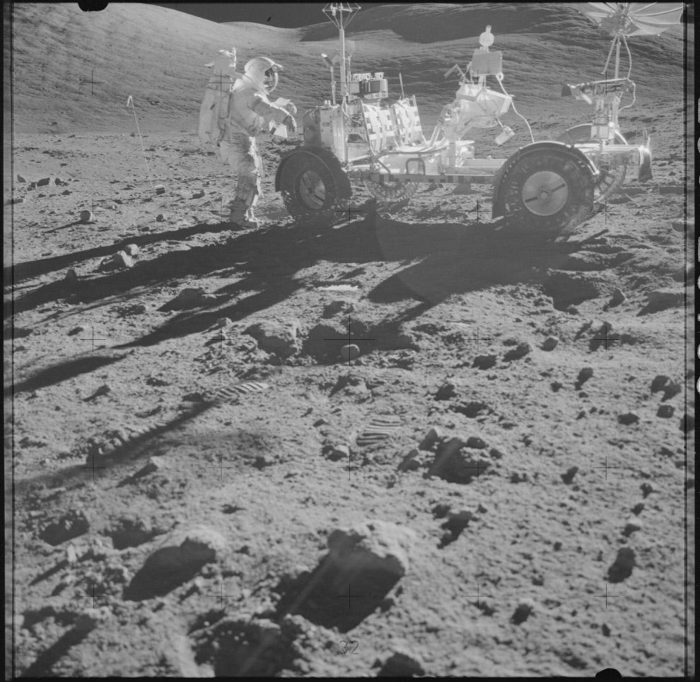 «Аполлон-17».