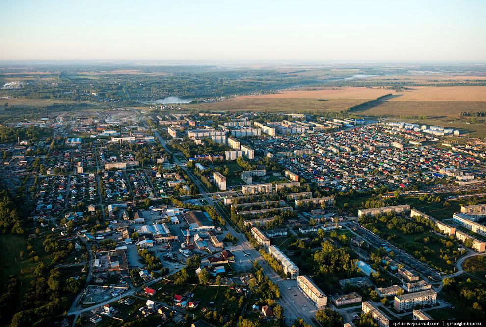 Искитим — третий по населению город Новосибирской области.
