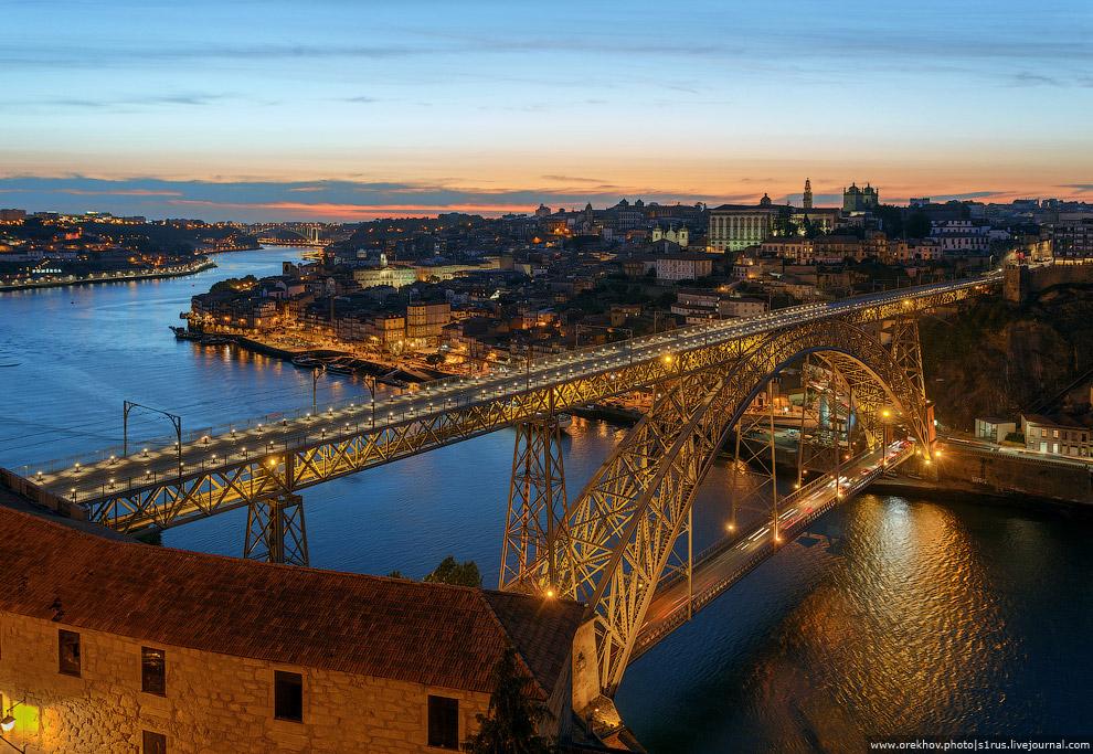 Самый лучший вид в Порту