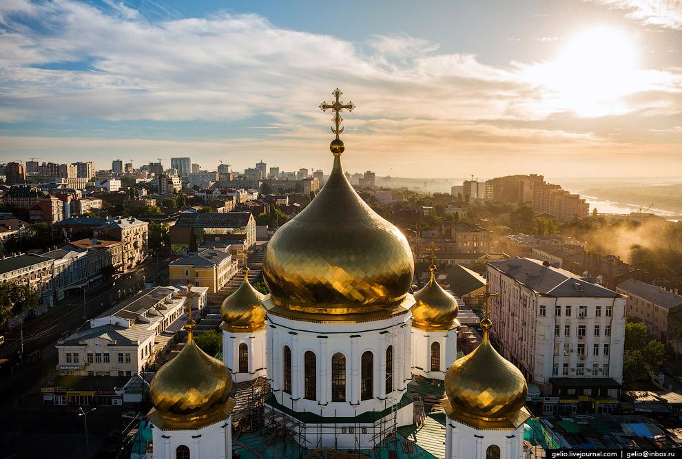 Кафедральный собор Рождества Пресвятой Богородицы.