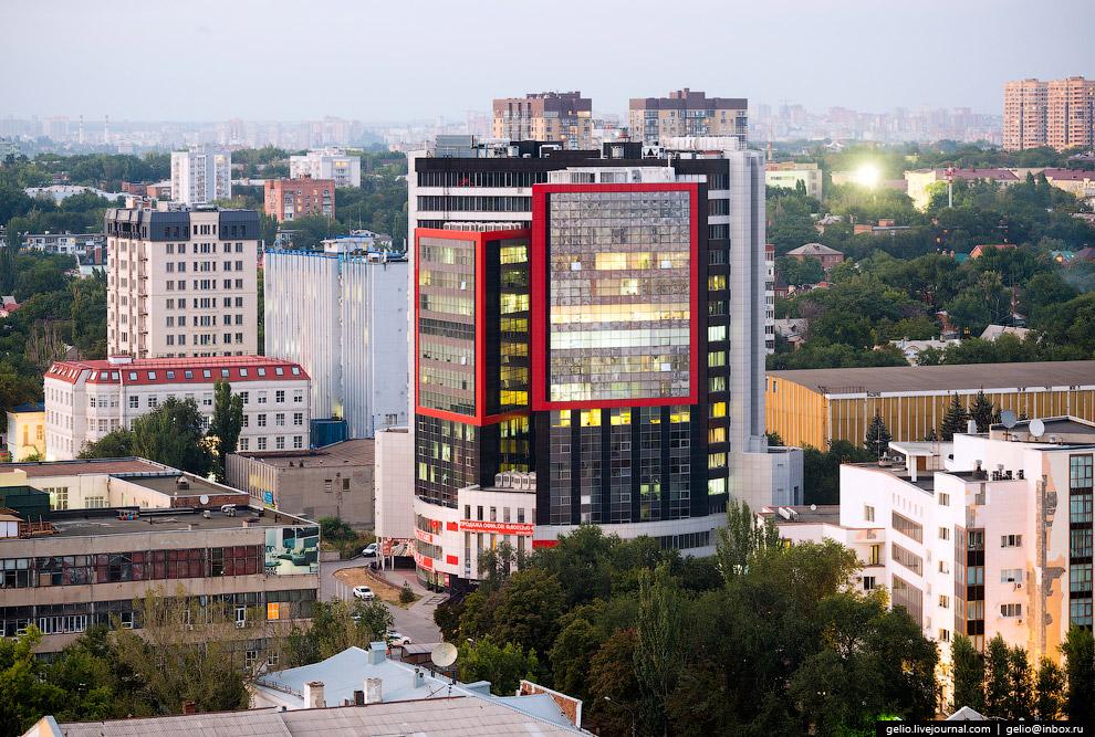 Бизнес-центр «Гвардейский».