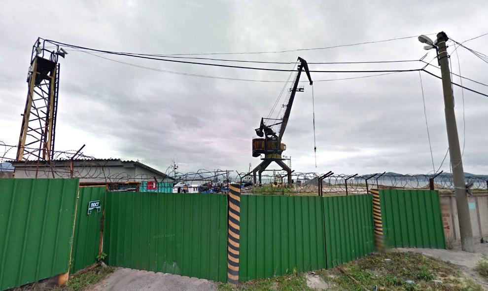 Находка, Приморский край, Россия