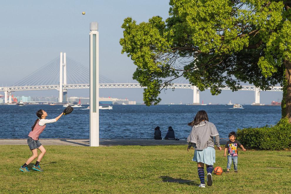 Harborside Park (Rinkai Park)