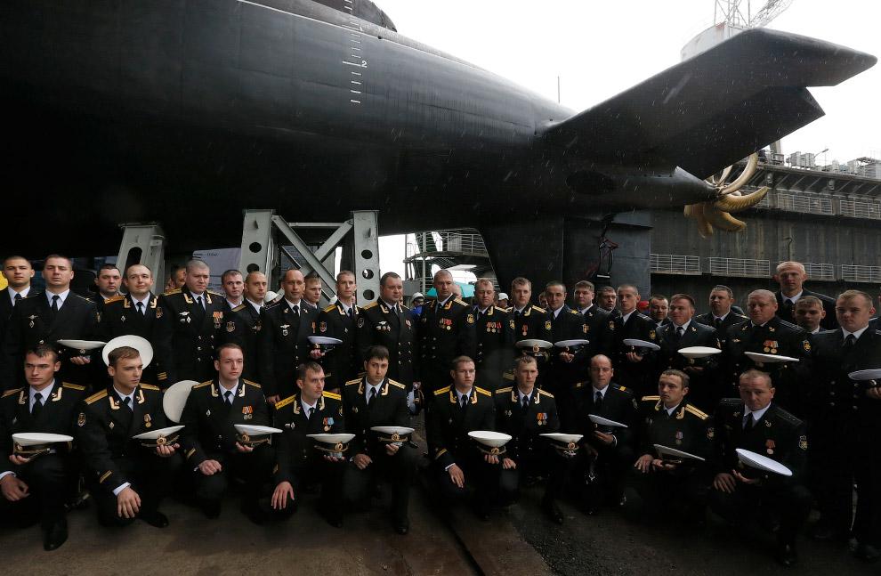 подводная лодка Б-237 «Ростов-на-Дону»