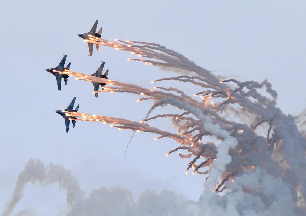 Международная выставка вооружения, военной техники и боеприпасов в Нижнем Тагиле