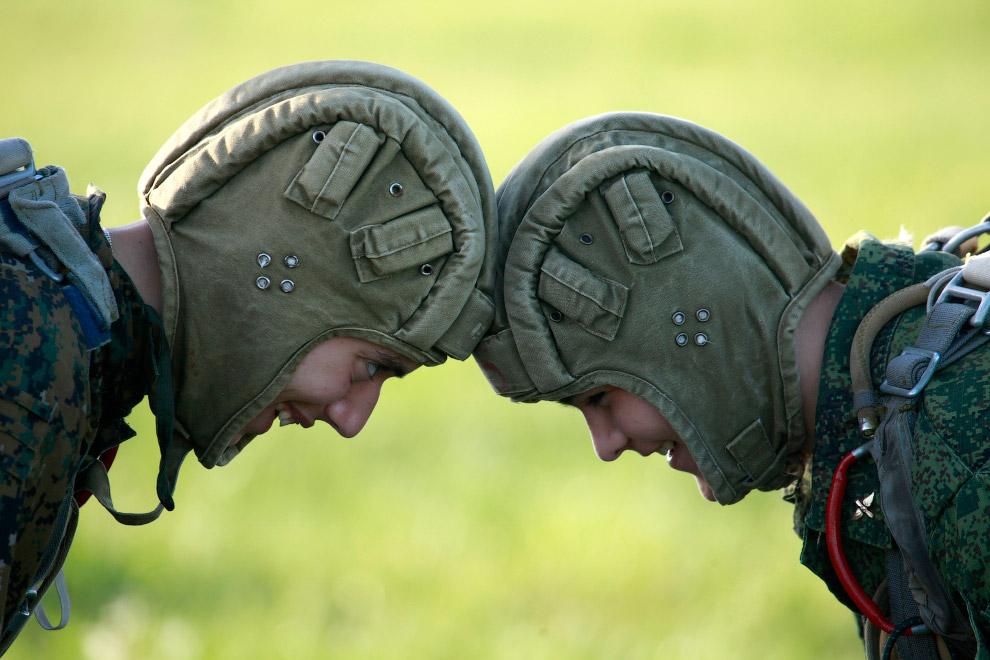 Учащиеся кадетской школы имени генерала Ермолова А.П