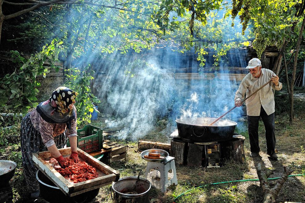 производители томатной пасты в Турции