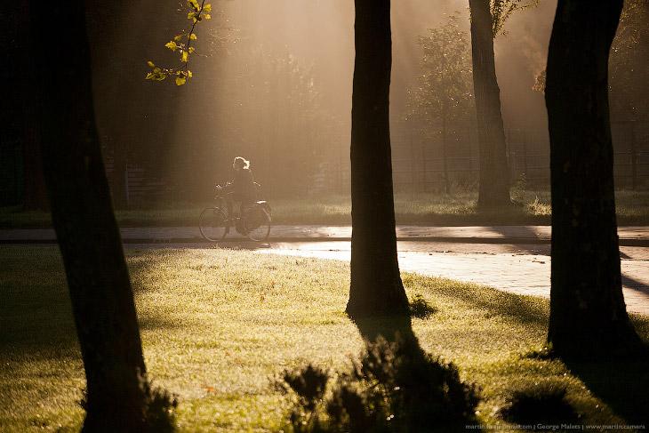 Большая прогулка по Амстердаму