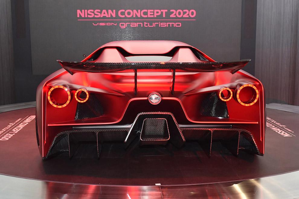 Ниссан 2020 Vision Gran Turismo