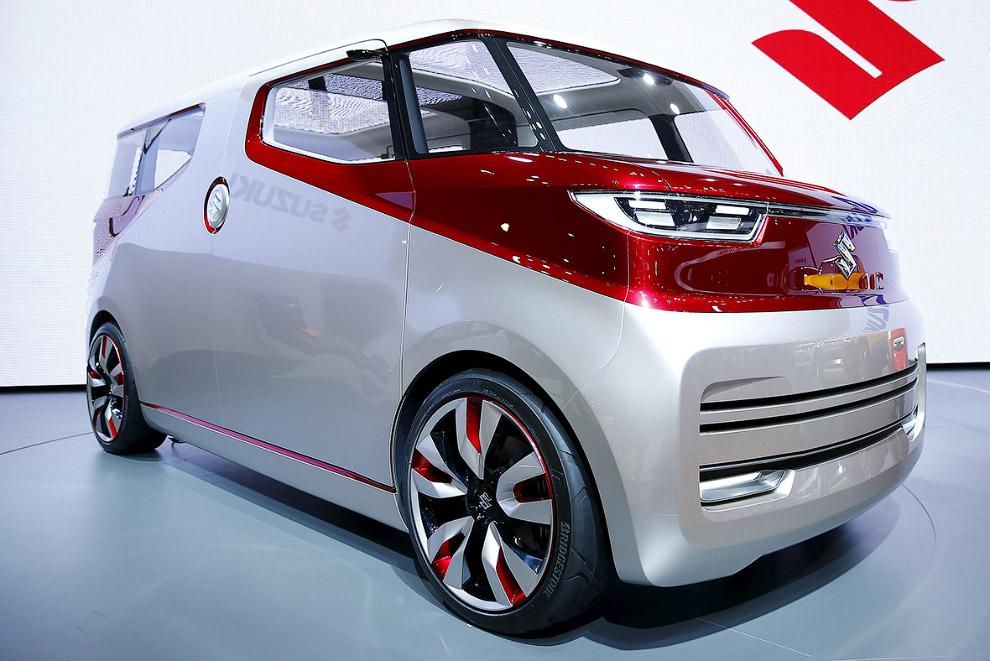 Минивен от Suzuki Suzuki Air Triser